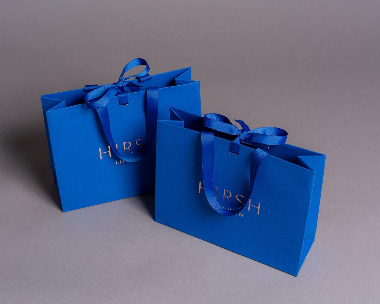 HIRSH LUXURY PAPER BAGS
