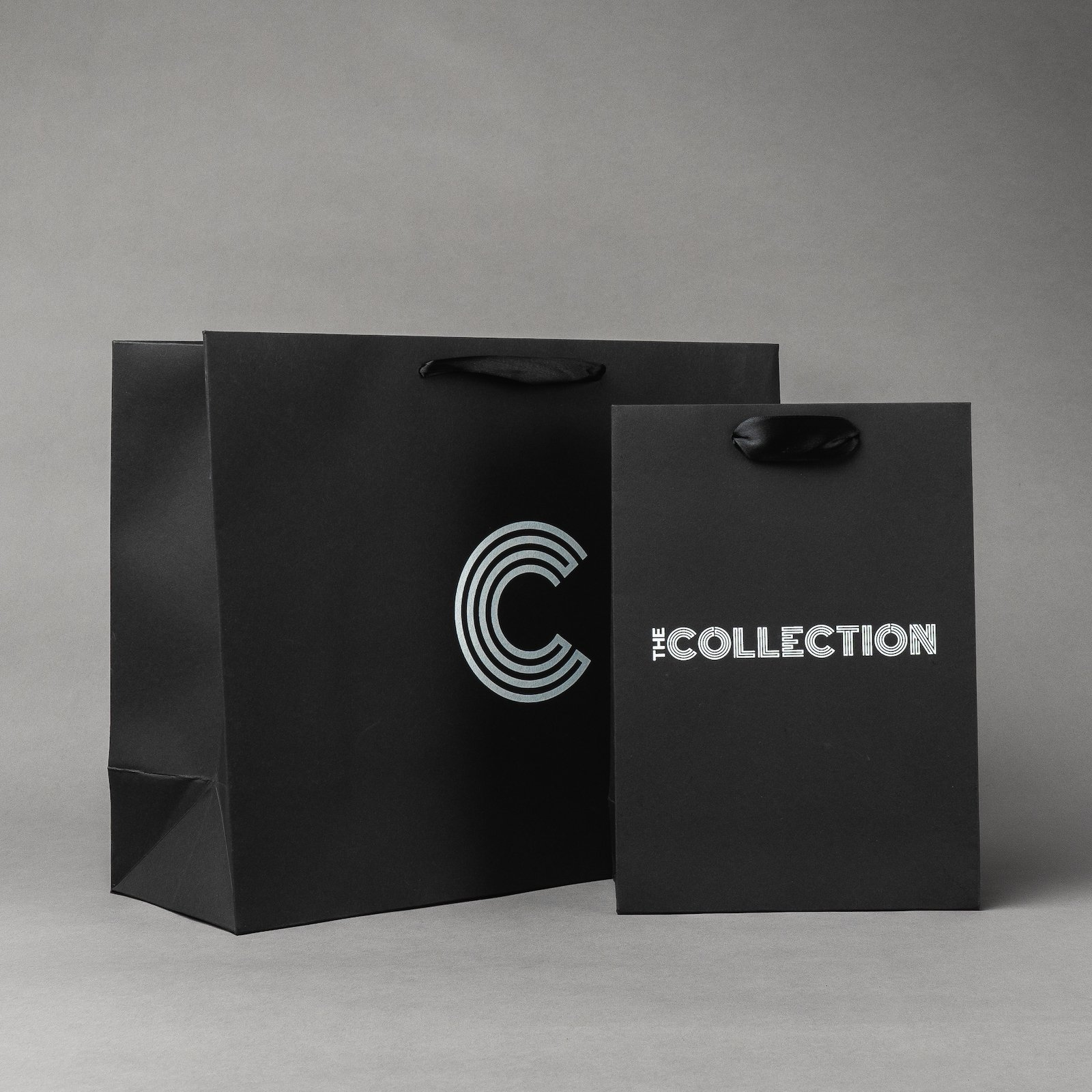 Luxury Printed Recycled Paper Bags