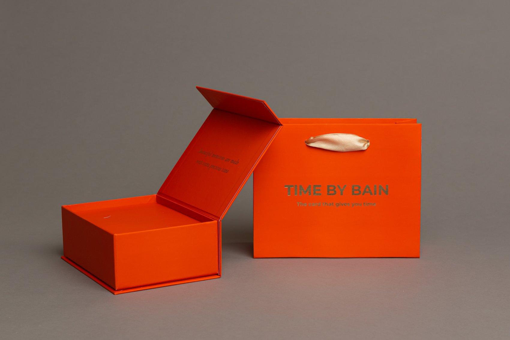 Custom Printed Packaging Products