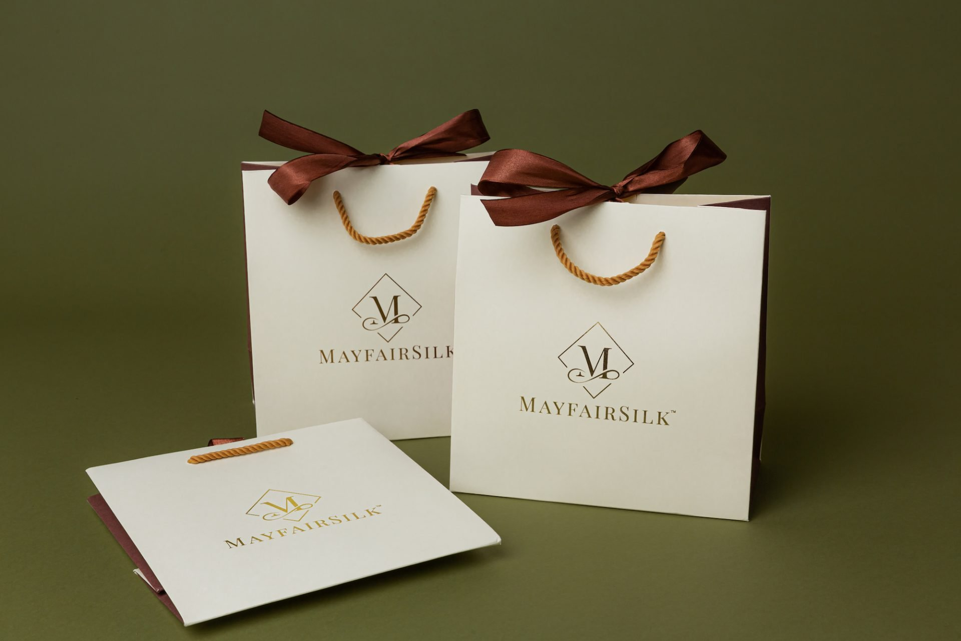 Luxury Recycled Paper Bags