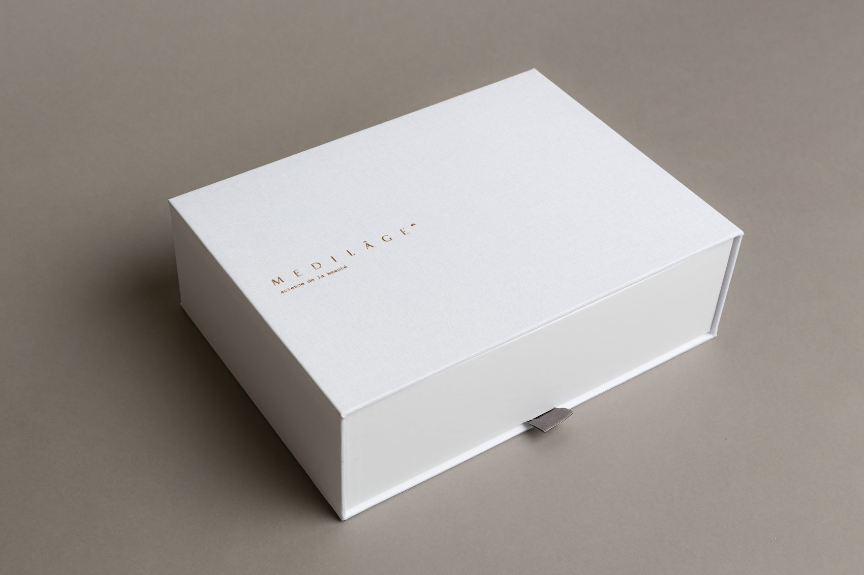 Printed Drawer Style Boxes