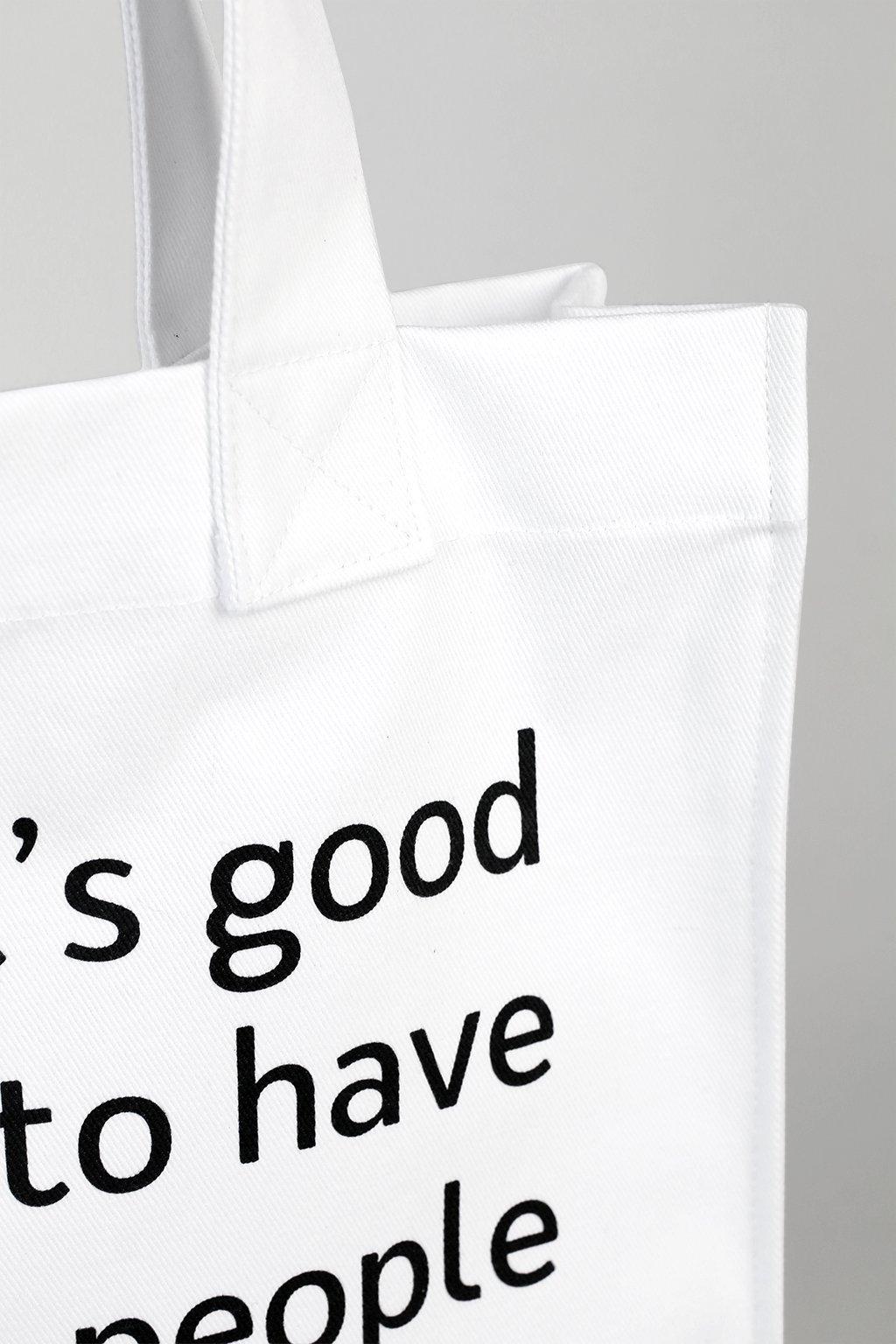 Bespoke Printed Cotton Bag