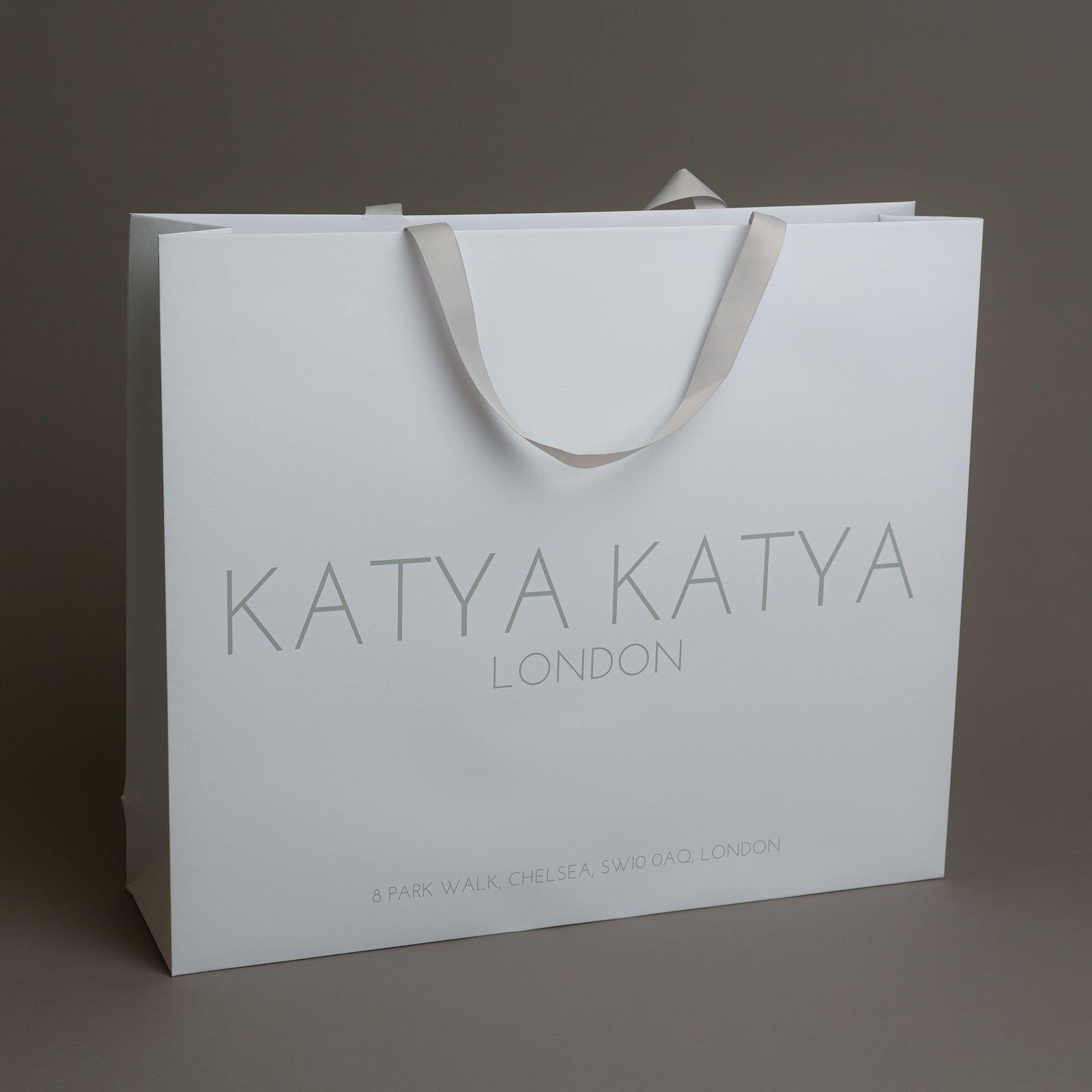 Printed Recycled Paper Bag